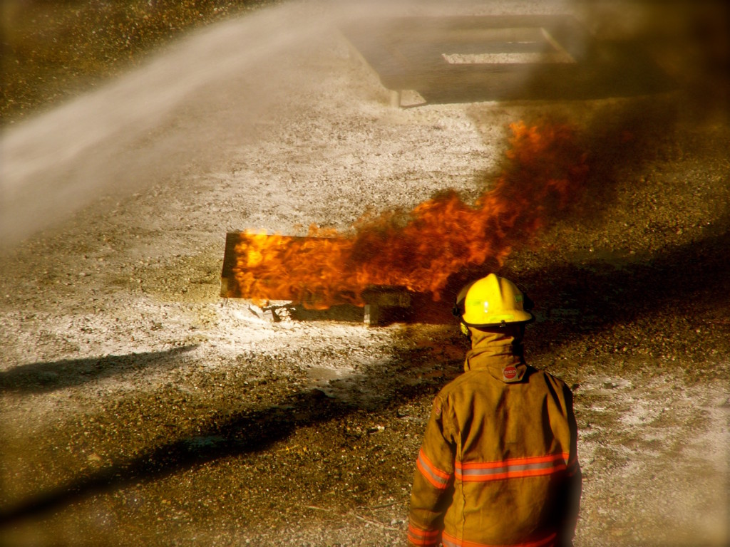 Fire Training Level Three