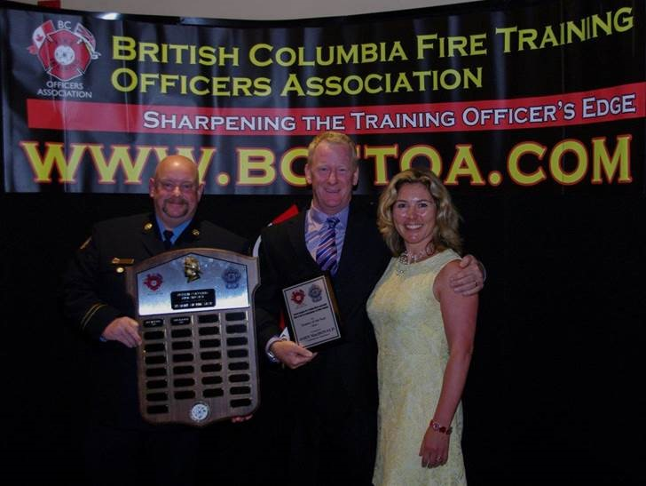 Fire Trainer Award
