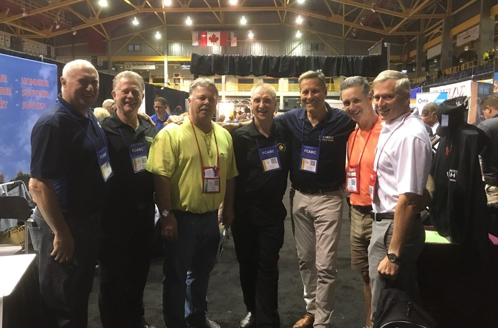Fire Chiefs Association of BC trade show and conference